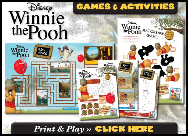 Download Printable Games and Activities!