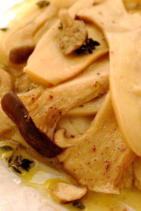 mushrooms al cartoccio©