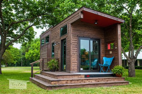 custom tiny home designs texzen tiny home