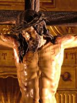 Resultado de imagen de El Santo Cristo del Calvario y Vía-Crucis
