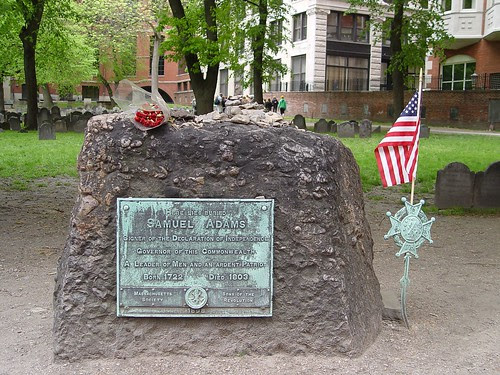 Samuel Adams, Elected Governor of Massachusetts, 1794-'97