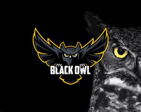 black owl designed  vorbies brandcrowd
