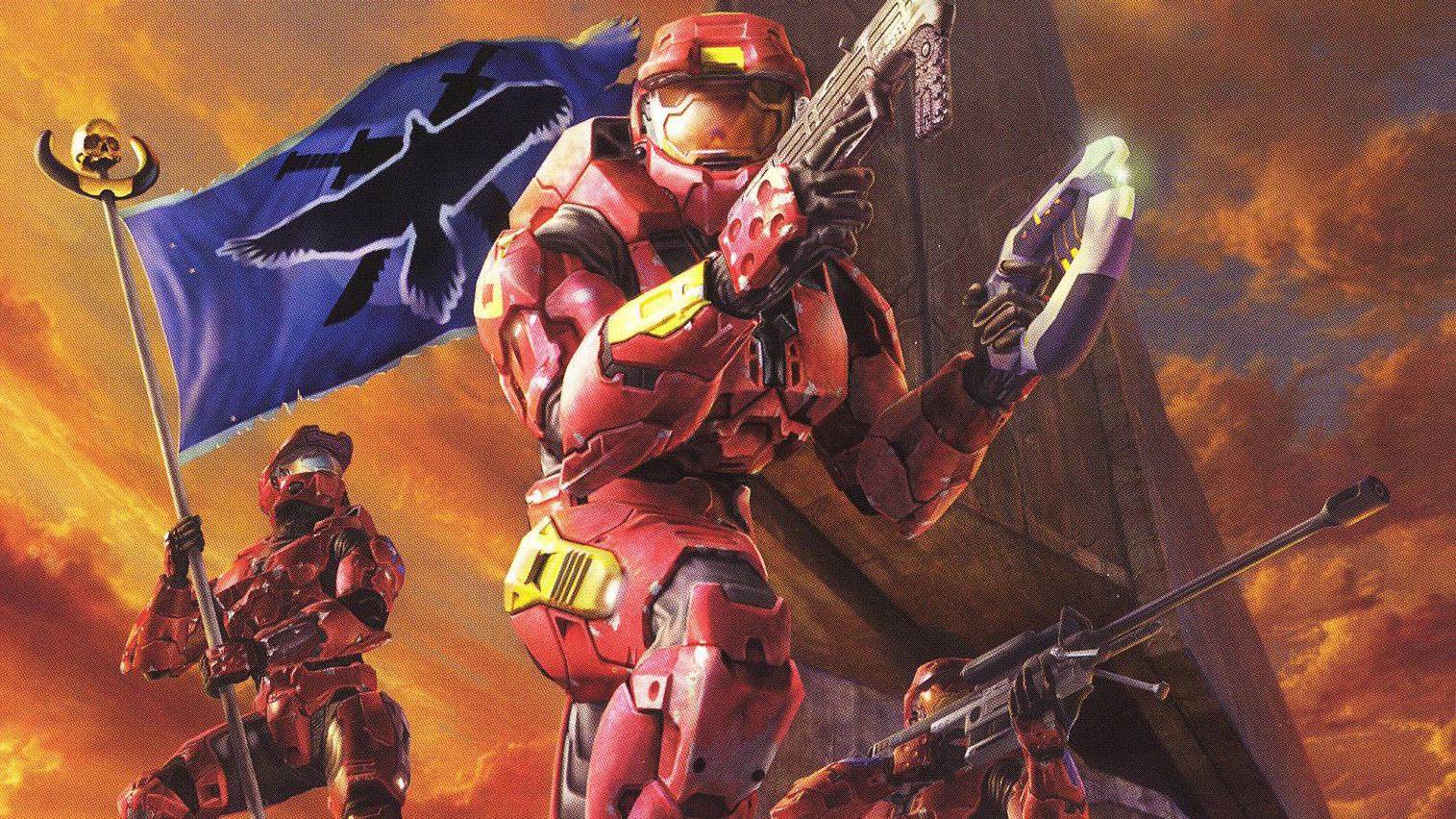 The Master Chief Collection's latest update fixes Halo 2's broken PC port