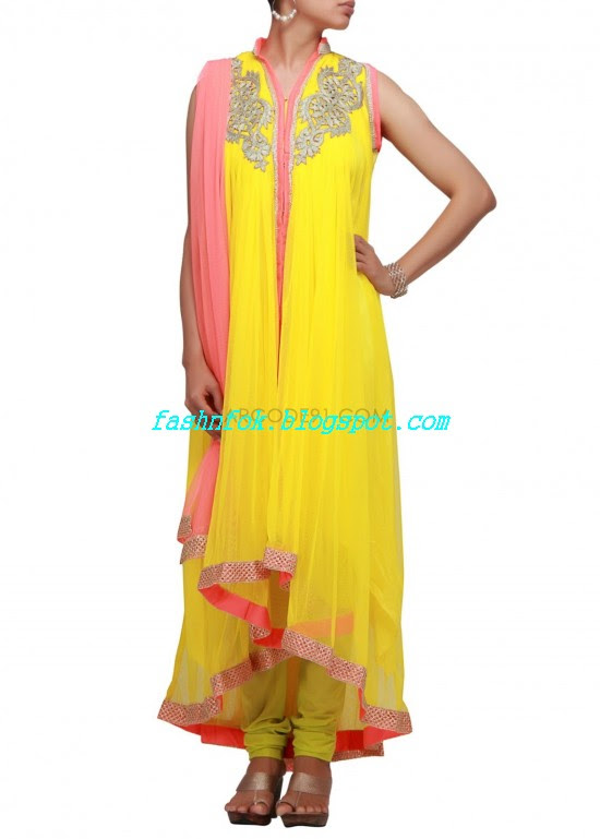 Anarkali-Umbrella-Fancy-Embroidered-Frock-New-Fashion-Outfit-for-Girls-by-Designer-Kalki-3