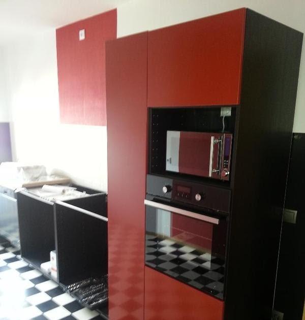 ikea k che aufbau valdolla. Black Bedroom Furniture Sets. Home Design Ideas