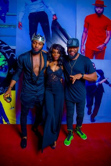 Juliet Ibrahim,Rukky Sanda & more attend Jeremiah Ogbodo's birthday party(Photos)