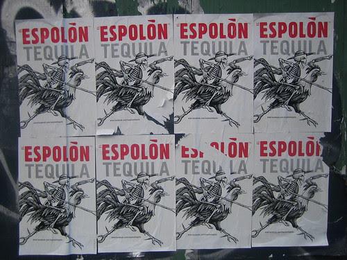 Posters, New York City, 9 September 2010 _7609
