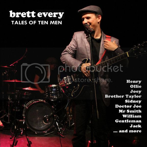 Brett Every - Tales of Ten Men