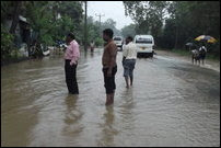 Floods in Ampaarai district