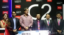 TCL Luncurkan Smart TV Premium TCL C2 UHD di Indonesia (Hariyanto/INDUSTRY.co.id)
