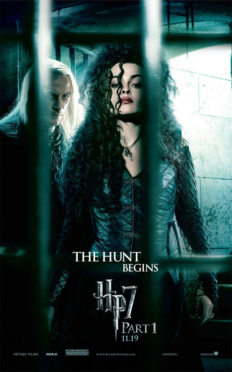 Bellatrix Lestrange From Harry Potter And The Deathly Hallows