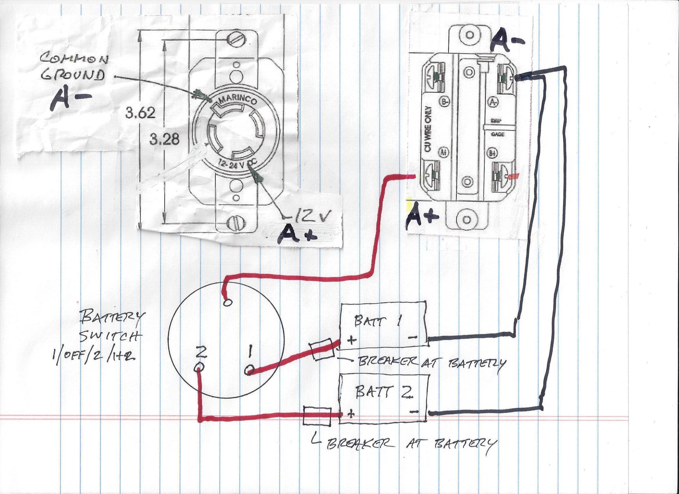 12 24v Trolling Motor Plug Wiring Diagram Diagram Base Website Wiring Diagram Hrdiagramlab Agendadiana It
