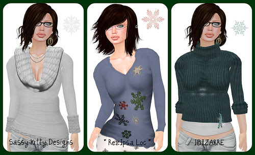 The Snowflake Experience Hunt 01