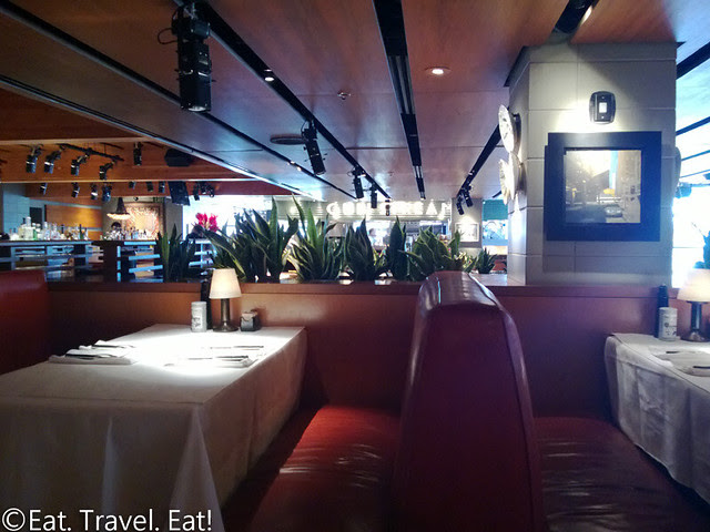 Gulfstream-Los Angeles (Century City), CA: Interior