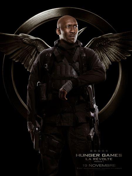 Boggs, fidèle compagnon d'arme de Katniss