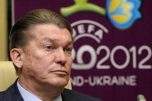 Блохин пока не определился с основным вратарем на Евро