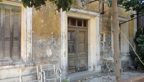 Marodes<br /> Haus auf Rhodos