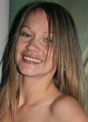 Tina Nash before the attack