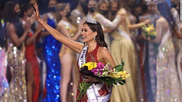 Andrea Meza de México coronada Miss Universo