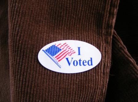 I Voted Today.  Did You?