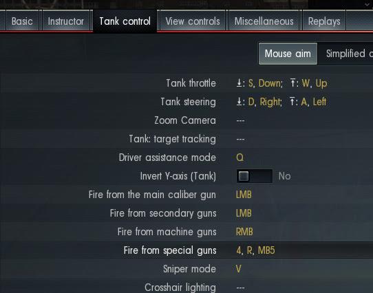 War Thunder Ps4 Controls 2020 | World of Tanks