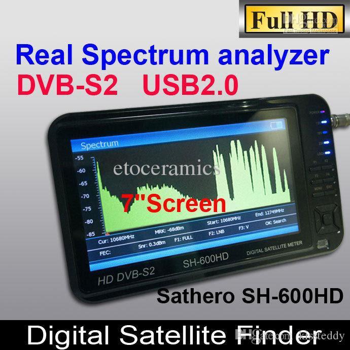 Wireless home intercom system: Satellite finder meter