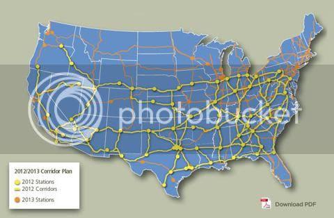 2012-2013 Corridor Plan