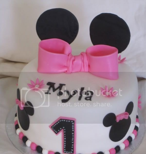 Minnie Mouse Birthday Cake Hk Image Inspiration of Cake and