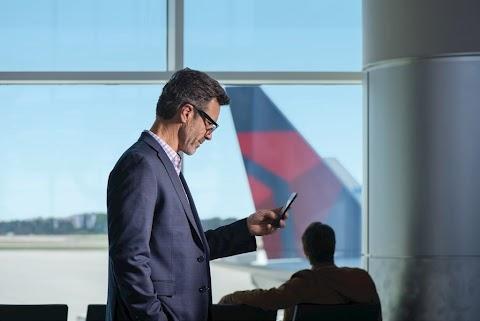 Delta elimina taxa nas mudanças de viagens no mesmo dia