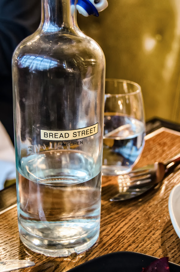 Bread Street Kitchen - Water