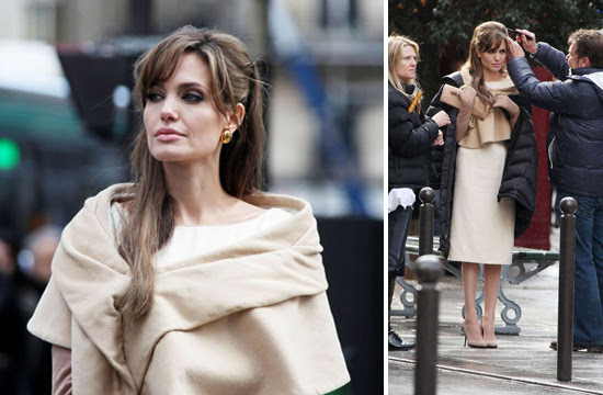 Angelina Jolie Hairstyles In The Tourist Rynakimley