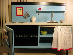 Pre-K Play Kitchen Oven