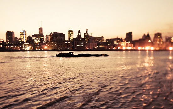 반짝반짝 빛나는 멋진 신세계, 상하이 '와이탄'
