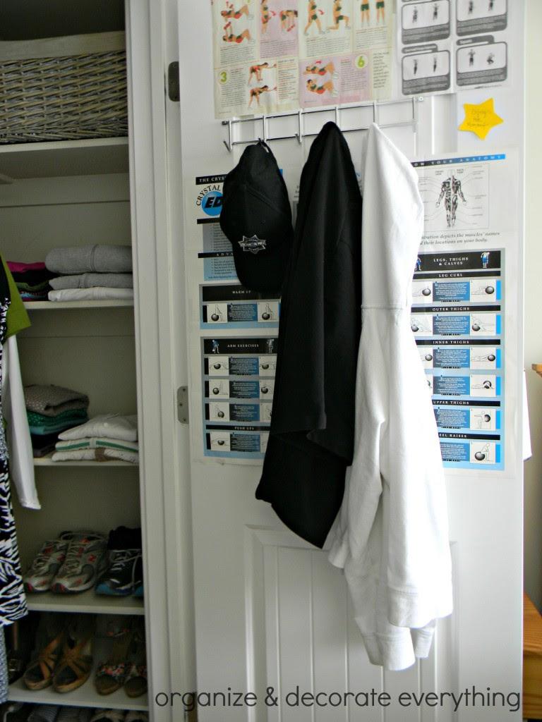 Master Closet Organization 2.1