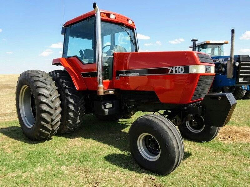 Case Ih 7110 Series Tractor Wsm Service Repair Manual