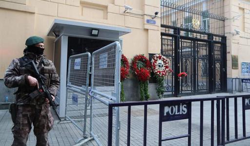 Τουρκία τρομοκρατία