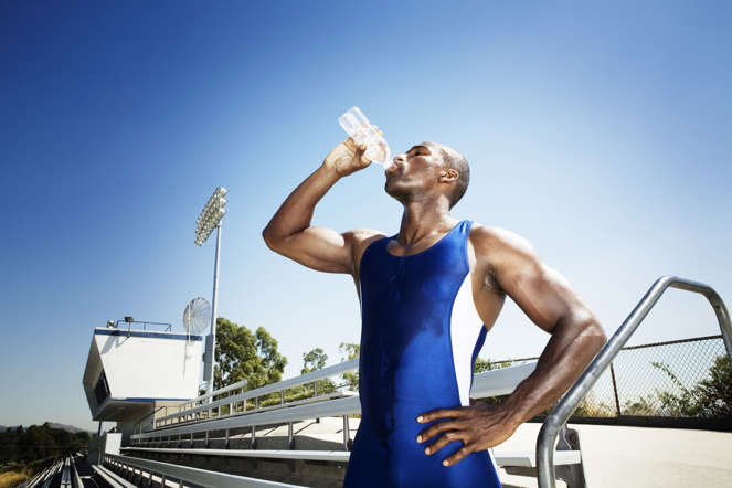Proper hydration is a key to improved running performance. Stay away from a high-fiber, high-fat meal before a run. If you are planning for a longer run, make sure your carbohydrate intake is proper. Keep yourself hydrated with water or energy juices during the run to compensate for the loss of body fluids through sweat.