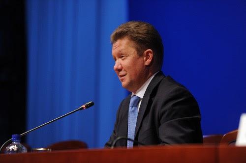 CEO Gazprom: Χρησμό εφιάλτη για ΕΕ, η Αθήνα χαμογελάει