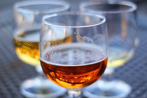 Beer Trio Horizontal by Lindsey Gira