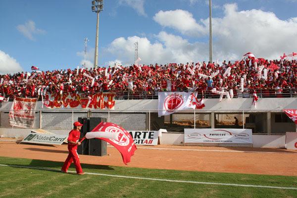 Estádio Nazarenão, em Goianinha, seguirá sendo a casa do América para a próxima temporada