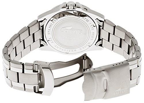 0a6950fc1534 Ofertas Para Lotus 15301 1 - Reloj de caballero de cuarzo