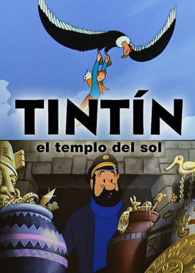 Tintin: The Prisoners of the Sun