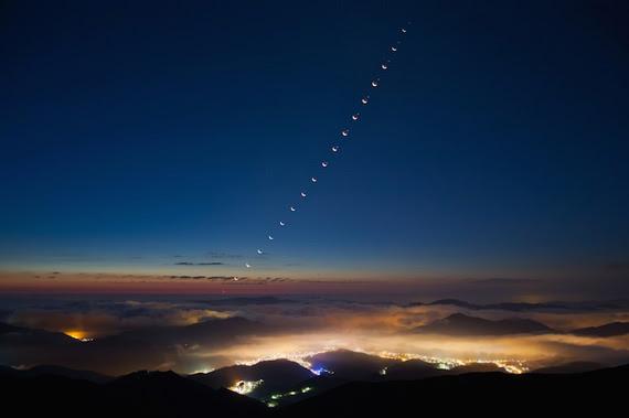 Gambar Pemenang Pertandingan Astronomy Photographer of the Year 2014
