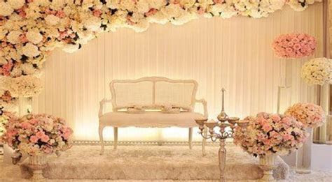 Kosha ? the Focal Point of an Arabic Wedding Decor
