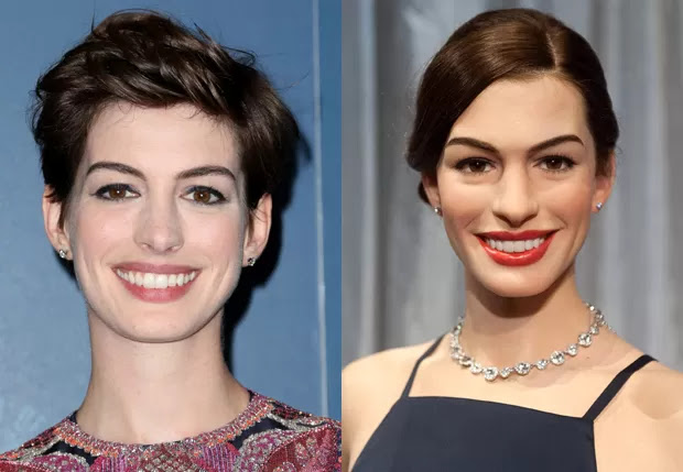Anne Hathaway (Foto: Getty Images e AFP)