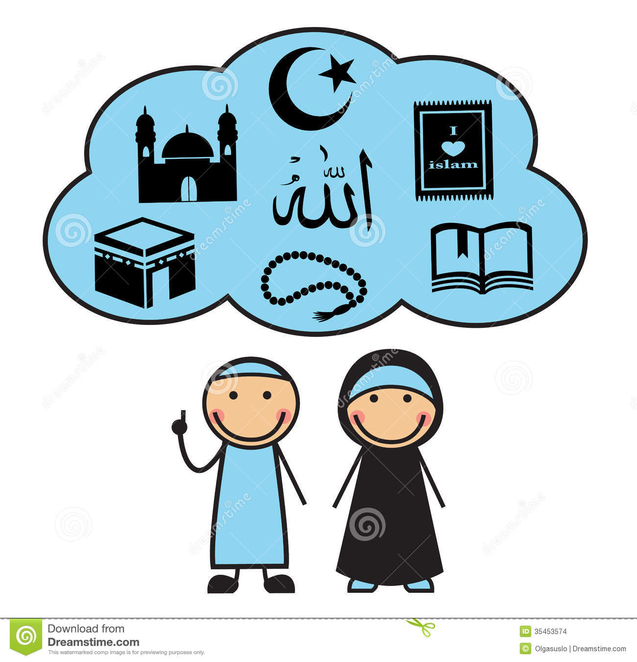 96 Symbol Meaning Of Islam Meaning Islam Symbol Of