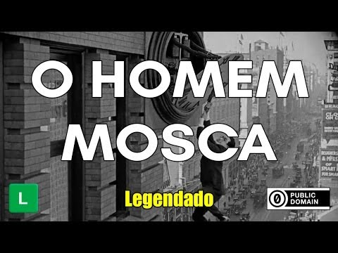TV AVARÉ - ESPECIAL DE CINEMA - O Homem Mosca (1923) Safety Last!