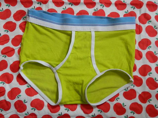 Neon underpants