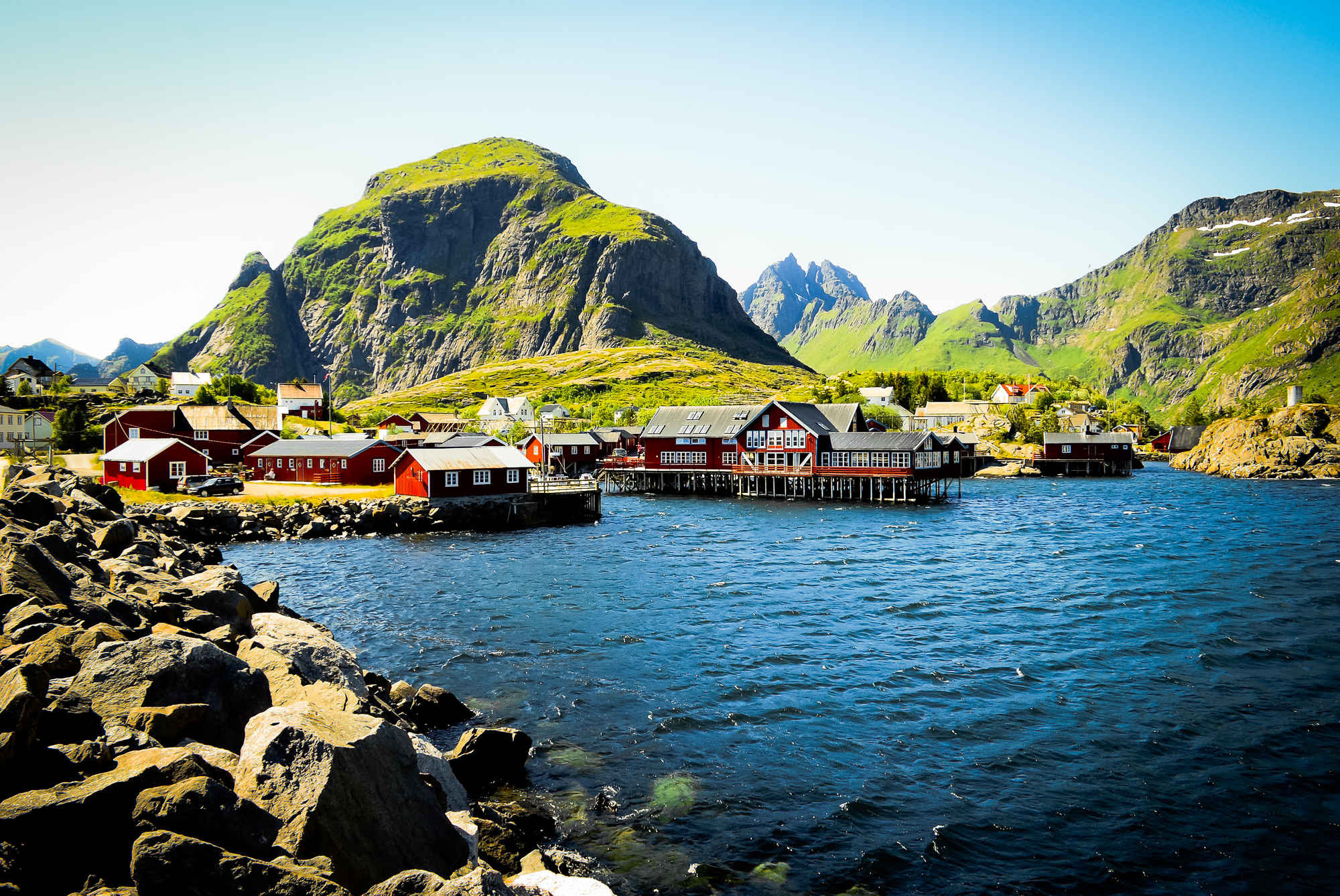 4 of the Remotest Vacation Spots on the Planet | HuffPost