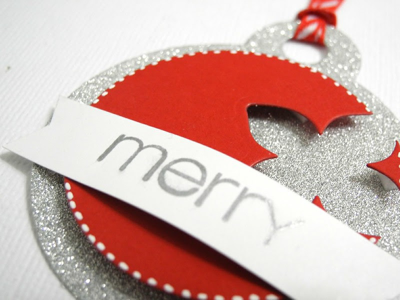 Merry Tag (detail)